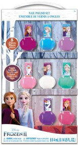 Beauty Accessories Frozen 2 Nail Polish Set 8pcs 336911