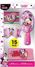 Beauty Accessories Disney Minnie Mouse Hair Set 400971