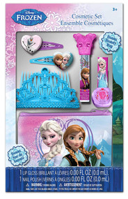 Beauty Accessories Frozen Elsa & Anna Crown Cosmetic Set 330865