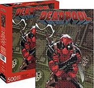 Puzzle Marvel Deadpool Cover 500pc 62162