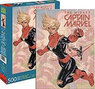 Puzzle Marvel Captain Marvel Cover 500pc 62160