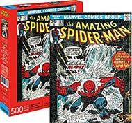 Puzzle Marvel Spider-Man Cover 500pc 62158