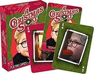 Playing Card Christmas Story Photos Poker Games 52601