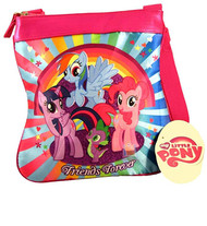 Tote Bag My Little Pony Friends Forever Pink 692596