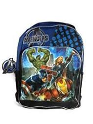 Backpack Marvel Avengers Hulk Iron Man Captain America 103400 103400