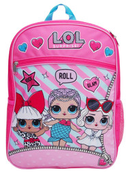 "Backpack L.O.L. Surprise Rock Roll Glam Pink 16"" 303820 303820"