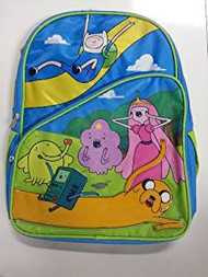 Backpack Adventure Time All Characters w/Finn & Jake 625382 625382