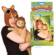 Kitty Cuddle Costumes Archie McPhee Squirrel & Acorn 12882