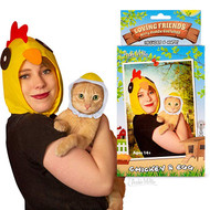 Kitty Cuddle Costumes Archie McPhee Chicken & Egg 12890