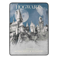 Super Soft Throws Wizarding World Of Harry Potter Witchcraft & Wizardry 102894