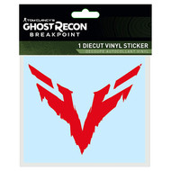 Sticker Ghost Recon Wolves Sigil Decal Logo j10430