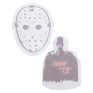 Sticky Note Set Friday The 13th Jason s27l30ftt