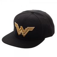 Baseball Cap Wonder Woman Icon Core Line Snapback sb5rvajlm