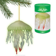 Ornament Archie McPhee Glow in the Dark Jellyfish  12418