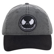 Baseball Cap Nightmare Before Christmas Pigment Dyed Dad Hat ba8gnknbc