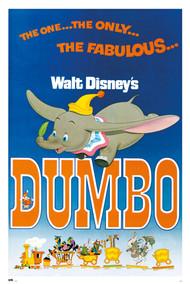 "Poster Studio B Dumbo Classic 23""x35"" Wall Art p6295"