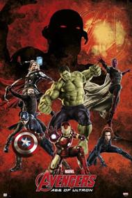 "Poster Studio B Avengers Age of Ultron 1 Sheet 23""x35"" Wall Art p4877"