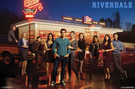 "Poster Studio B Riverdale Group 23""x35"" Wall Art p6859"