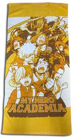 Towel My Hero Academia Class Big Group ge58860