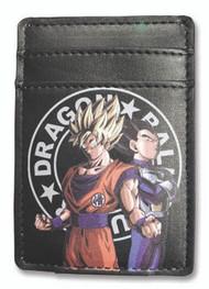 Wallet Dragon Ball Super Goku & Vegeta Card Holder gege66568