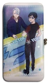 Hinge Wallet Yuri On Ice Victor & Yuri ge61451