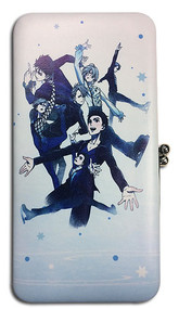 Hinge Wallet Yuri On Ice Key Art ge61450