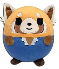 """Plush Aggretsuko Retsuko 01 Ball 8"""" ge52497"""