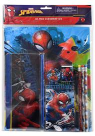 Stationery Set Marvel Spiderman 10Pcs 344029