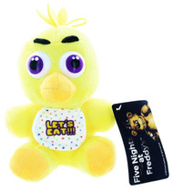 "Plush Five Nights at Freddy's Chica 10"" 020007-chica"
