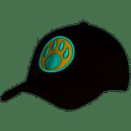 Baseball Cap World of Warcraft Pandaria Monk Paw Logo j3868-m