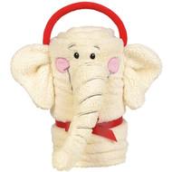"Blanket Elephant Snowthrow Fleece 60"" x 45"" 6004407"