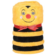 "Blanket Bee Snowthrow Fleece 60"" x 45"" 6004986"