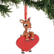 Ornament Rudolph Personalizable 6011023