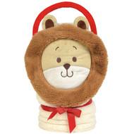 "Blanket Lion Snowthrow Fleece 60"" x 45"" 6004408"