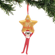Ornament Snowpinions Little Elves Big Wishes 6011021