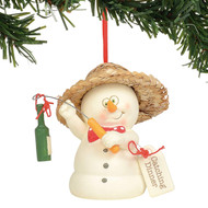 Ornament Snowpinions Catching Dinner 6003246