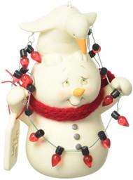 Ornament Snowpinions Let's Get Lit 6000927