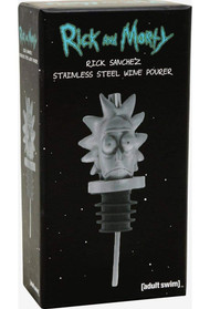 Winte Stopper Rick and Morty Rick Head Stainless steel ws-rm-rckpour