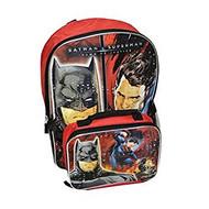 Backpack DC Comics Batman w/Lunch Bag 156277