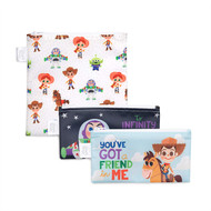 Reusable Snack Bag Small 3 Pack Disney Toy Story SB3-DTS1