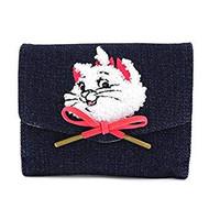 Small Wallet The Aristocats Marie Denim wdwa1061