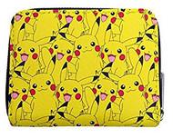 Small Wallet Pokemon Pikachu Collage  pmwa0070