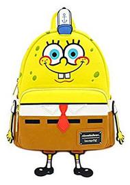 Mini Backpack Spongebob SquarePants 20Th Anniversary nicbk0001