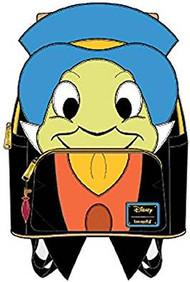 Mini Backpack Pinocchio Jiminy Cricket Cosplay wdbk0933