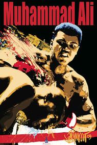 """Poster Studio B Mohammad Ali 23""""x35"""" Wall Art bl2045"""