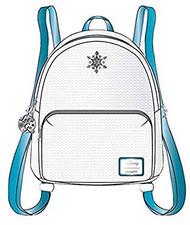 Mini Backpack Frozen Elsa Reversible Sequin wdbk0935