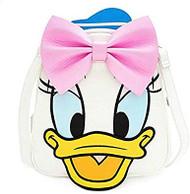 Mini Backpack Disney Donald & Daisy Duck Reversible wdbk0939
