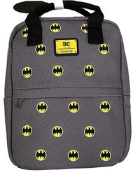 Mini Backpack DC Comics Batman Sigbal Logo dccbk0023