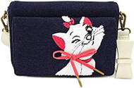 Hand Bag The Aristocats Marie Denim Cross Body Bag wdtb1744