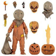 "Action Figure Trick R Treat SAM Ultimate 7"" 56049"